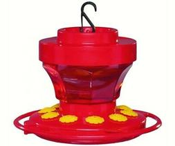 16 oz Hummingbird Flower Feeder