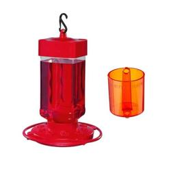 First Nature 3055 Hummingbird Nectar Feeder with a 3306 Ant