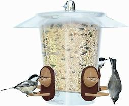 Perky-Pet 733 Metro 2-in-1 Bird Feeder