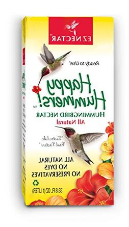 EZNectar All-Natural, Ready-to-Use Hummingbird Food - Nectar