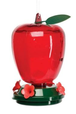 Audubon  Plastic Apple Hummingbird Feeder,  40 oz.   Model 5