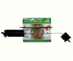 BEST COMBO 4 BRUSH SET FOR CLEANING HUMMINGBIRD FEEDERS