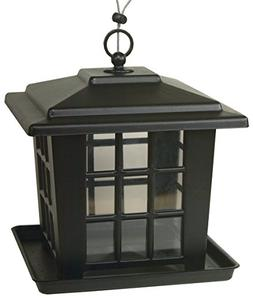 Homestead 11.5 lb Black Mountain Lantern Bird Feeder  - 4342