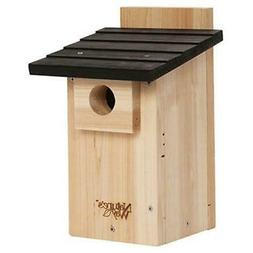 Natures Way CWH4 Cedar Bluebird Viewing House