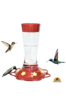 Don Of Pets 32 Ounce Hummingbird Feeder For Outdoors