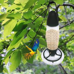 <font><b>Outdoor</b></font> Plastic Pet Bird <font><b>Feeder