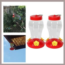 Garden Collection Hanging Hummingbird Feeders Backyard Birdi