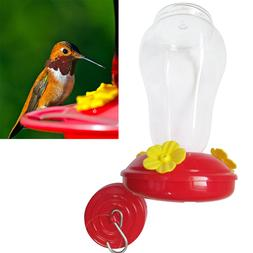 Garden handheld Wide Mouth Waist Hummingbird <font><b>Feeder