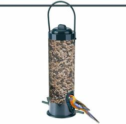 Hanging Wild Bird Feeder Squirrel Proof Seed Feeder Hummingb