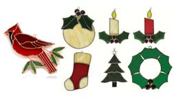 Holiday Suncatchers by Gift Essentials