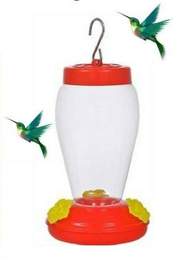 Hummingbird Feeder Hanging Patio Tree Balcony Lanai Garden P