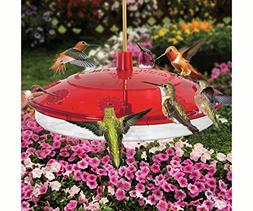 Droll Yankees Inc Large Hummingbird Feeder Leak-Proof Design