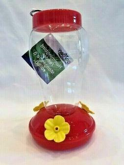 Hummingbird Feeder Garden Collection Plastic Hanging 6.75 In