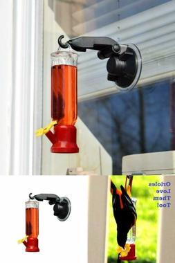Hummingbird Feeder Window for Outdoors with Suction And Flow