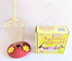 Hummingbird Feeders New In Box Hanging Aspects Humm Blossom