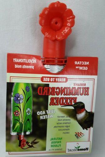 84251 reusable hummingbird feeder just