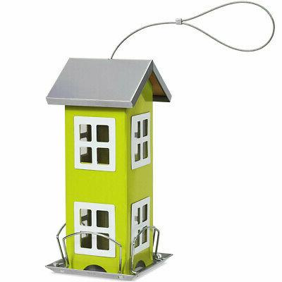 Bird Yard Wild House Seed Hanging Feeder