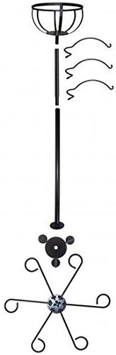 Erva CGHH Container Hummingbird Pole with Basket & Hooks