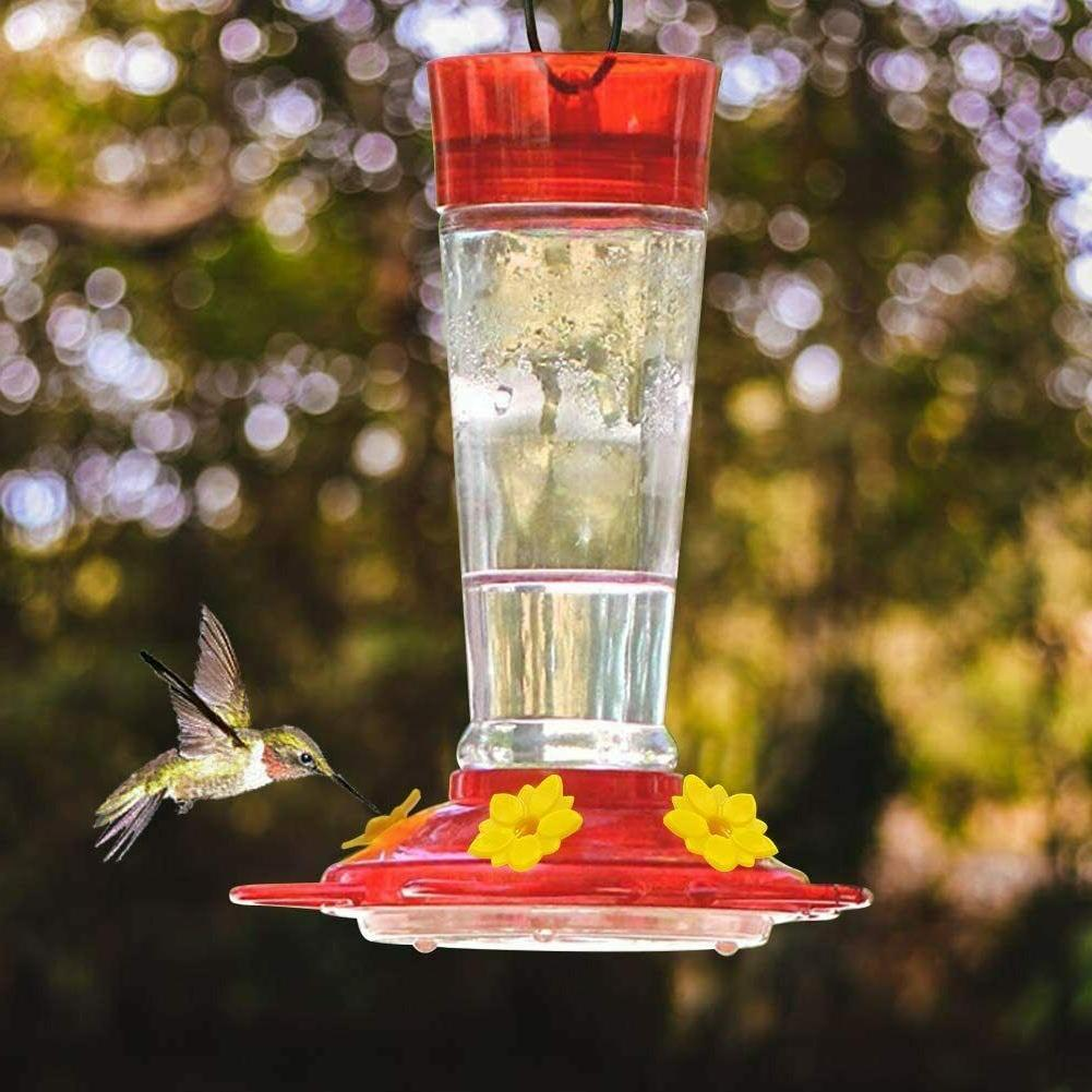 Hummingbird Feeder, Bird Feeders, 10oz