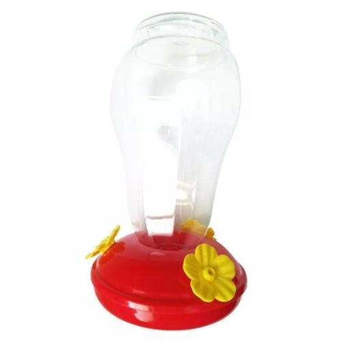 Hummingbird Feeder Nectar Outdoor Yard Red
