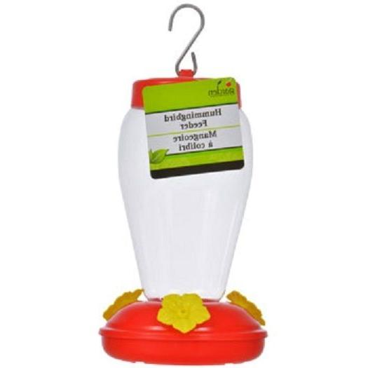 New Plastic Hanging Feeders, 6.75 Ship US Seller