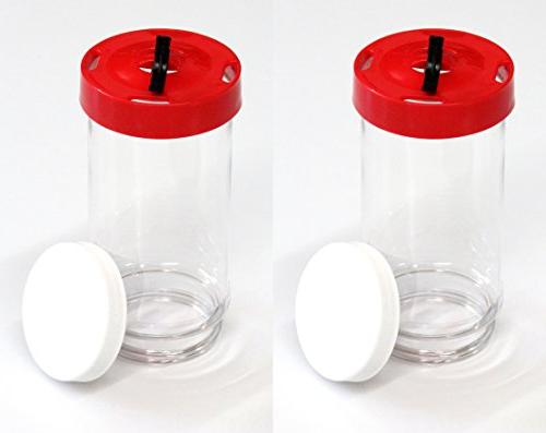 replacement first plastic bottle jar