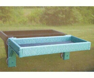 serubwf recycled plastic window feeder