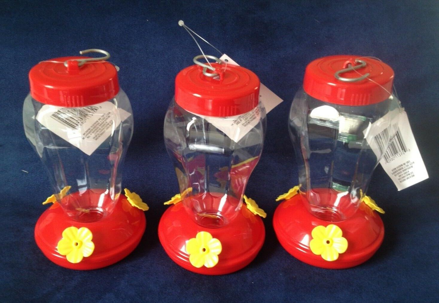 Set of Three Collection Feeders