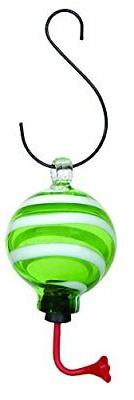 Sphere Hummingbird Feeder, Green