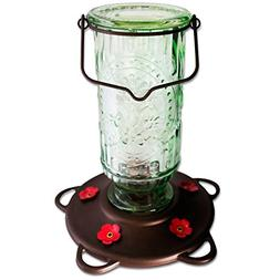 Best Nectar Feeder for Hummingbirds - Beautiful Design with