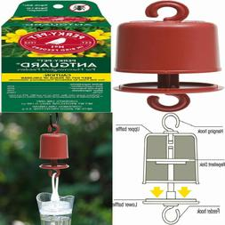 Perky-Pet 245L Ant Guard for Hummingbird Feeders Red