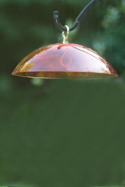 Birds Choice RED DOME Hummingbird Feeder with Red Dome
