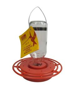 Original Best-1 Hummingbird Feeder 8 oz Replacement Glass Bo