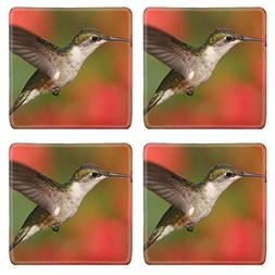 Luxlady Natural Rubber Square Coasters Image ID: 41925923 Fe