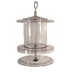 Songbird Essentials SEAWFFF734 Clear 4qt All Weather Feeder