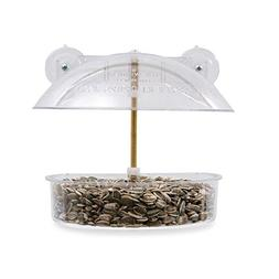 Droll Yankees Winner Multi-Purpose Window Bird Feeder